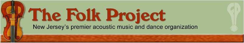 Folk Project Header with Logo