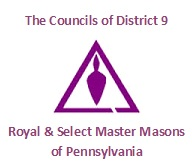Councils of District 9 Logo