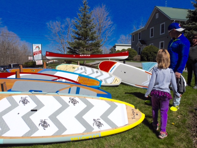 Paddleboard Event and Sale