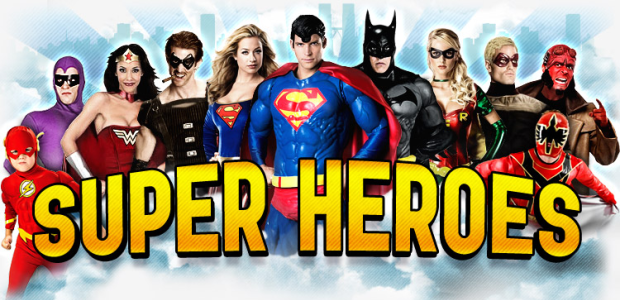Image result for superheroes png