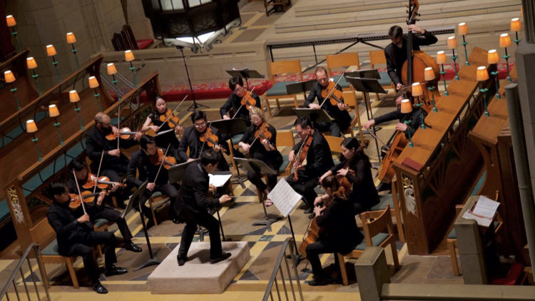 Rethinking Schubert @ Church of the Heavenly Rest | New York | New York | United States