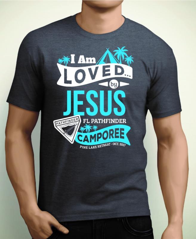 Shirts - Pathfinder Camporee 2017