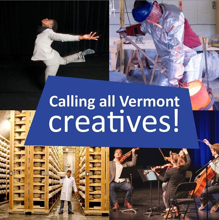 Calling all Vermont creatives_