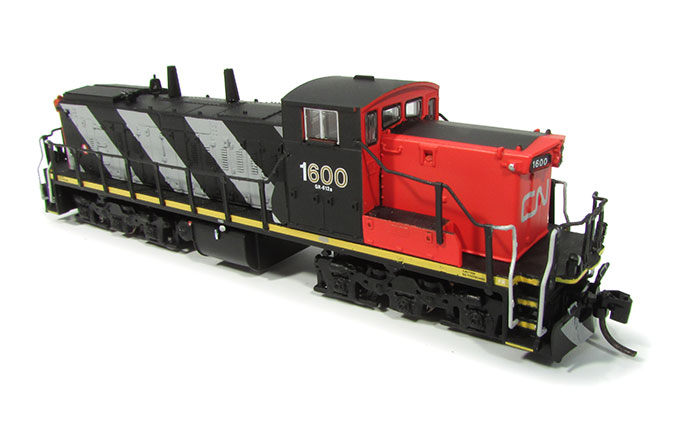 Rapido N Scale GMD-1