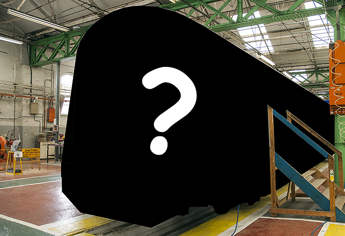 Our next new British OO gauge model... possibly!