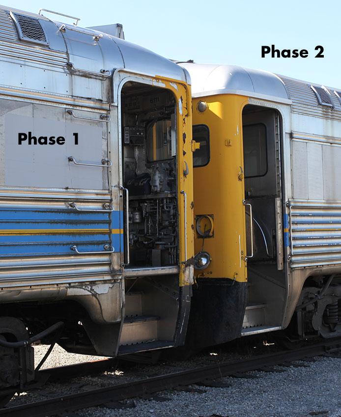 RDC Phase 1 Phase 2 Comparison