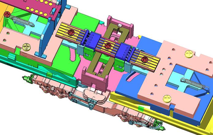 Rapido and Locomotion Models APT-E CAD image