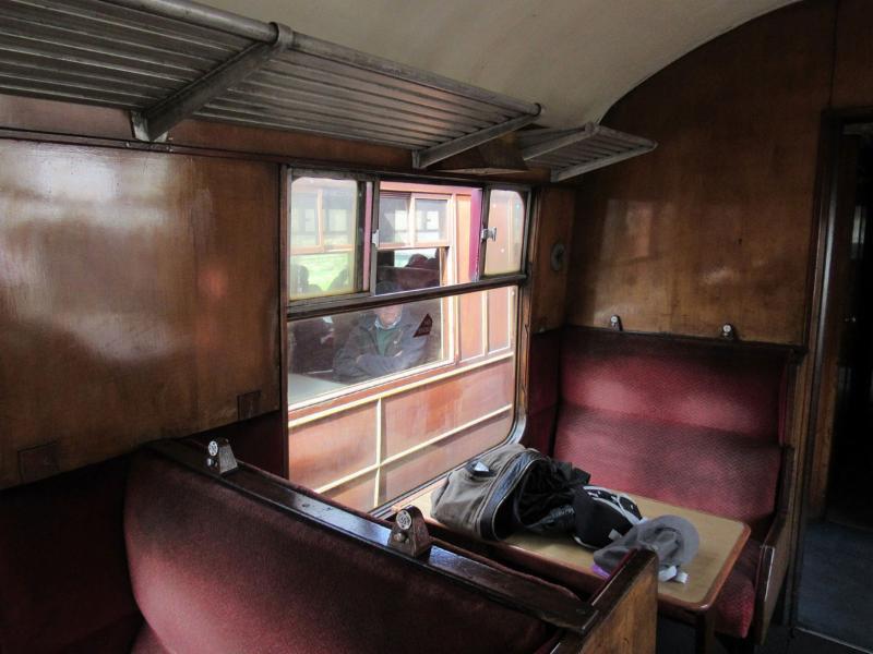 British Railways Interior