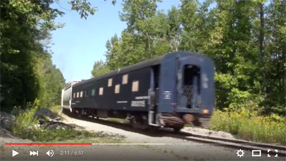 Rapido Sleeping Car Video