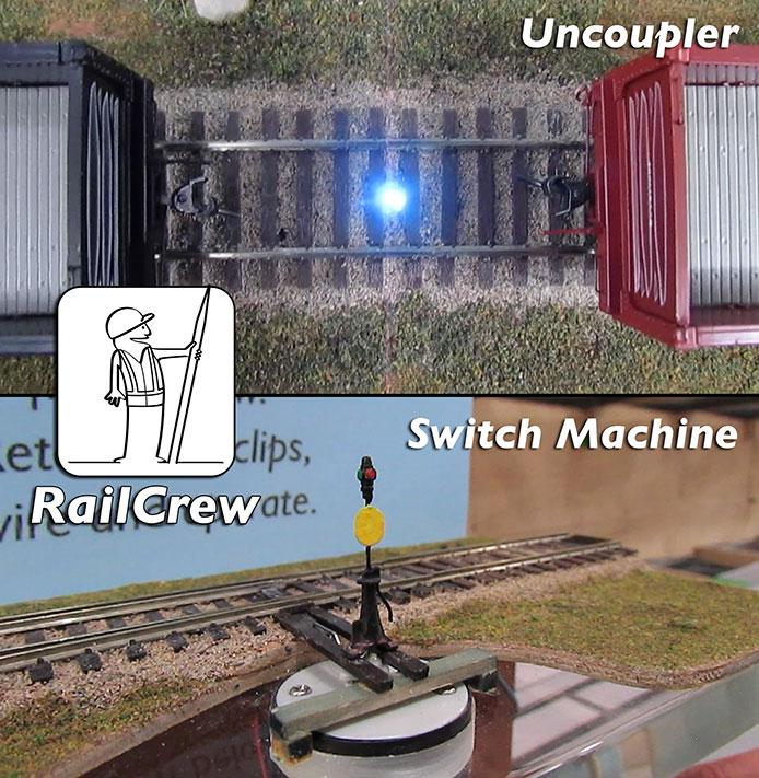 Rapido RailCrew