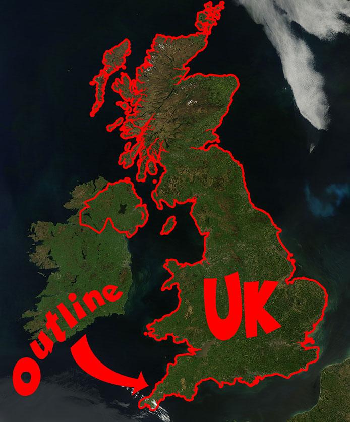 UK Outline Models