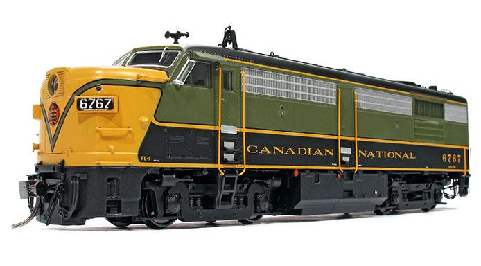 Rapido FPA-4 Locomotive