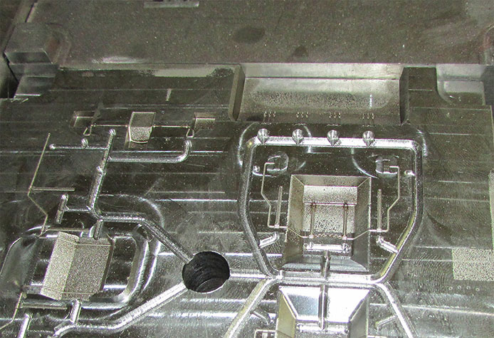 Rapido product mold