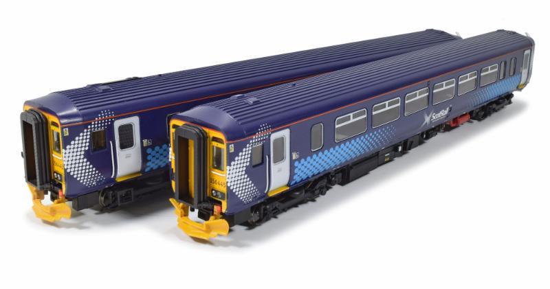 RealTrack Rapido Class 156