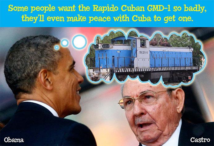Cuban GMD-1
