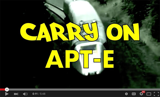 Very Silly APT-E Video