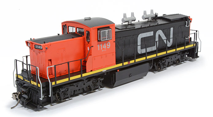 Rapido HO scale GMD-1