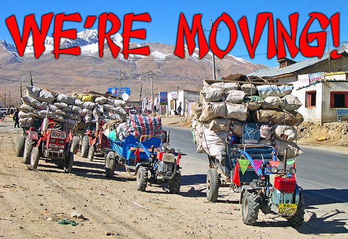 Rapido Moving