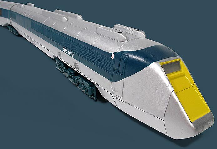 Rapido and Locomotion Models APT-E sample