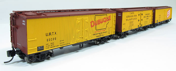 Rapido N scale Freight Car