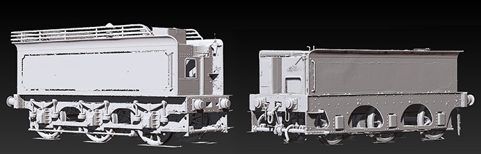 Locomotion Models and Rapido Stirling Single
