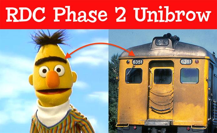 RDC Phase 2 Unibrow