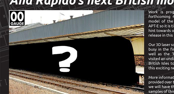 New Rapido Model