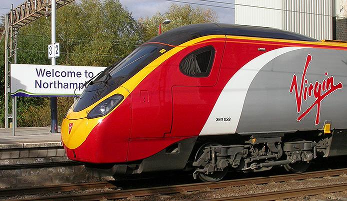 Virgin Trains N Pendolino