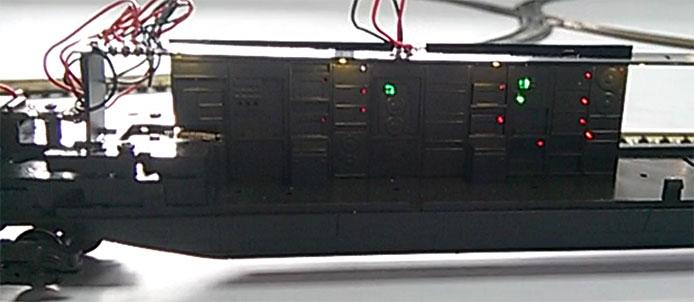 Rapido and Locomotion Models APT-E coupler prototype