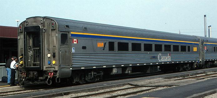 VIA Rail HEP2