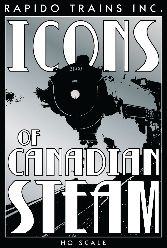 Icons of Canadian Steam