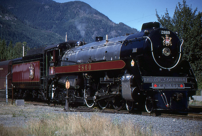 Rapido Canadian Pacific Royal Hudson