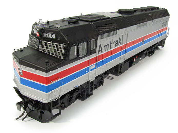 Rapido Amtrak F40