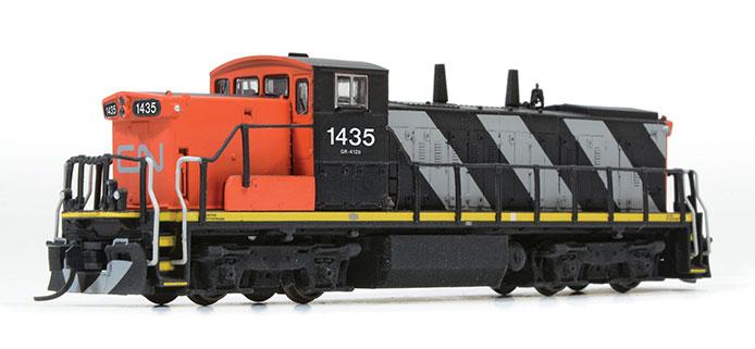 N Scale GMD-1
