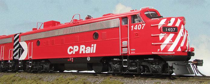 Rapido CP Rail