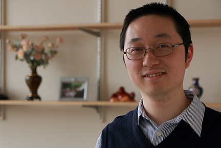 MIT Assistant Professor Juejun Hu melds fundamental materials science, new device designs, to enable flexible photonics and other applications.