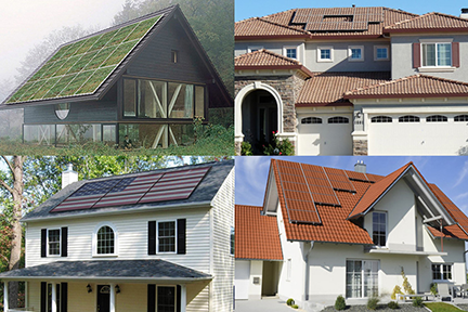 Founded at the MIT Sloan School of Management_ Sistine Solar creates custom solar panels designed to mimic home facades and other environments_ as well as display custom designs_ with aims of enticing more homeowners to install photovoltaic systems.