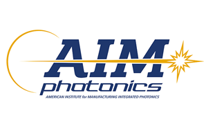 AIM Photonics Institute logo.