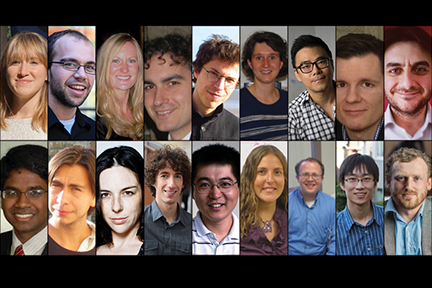 New MIT School of Engineering faculty for 2015-2016.