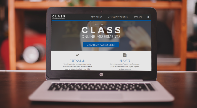 class online assessments, student online assessments, seas education, seas achieve 2.0, education plan management platform, iep platform, student assessment platform