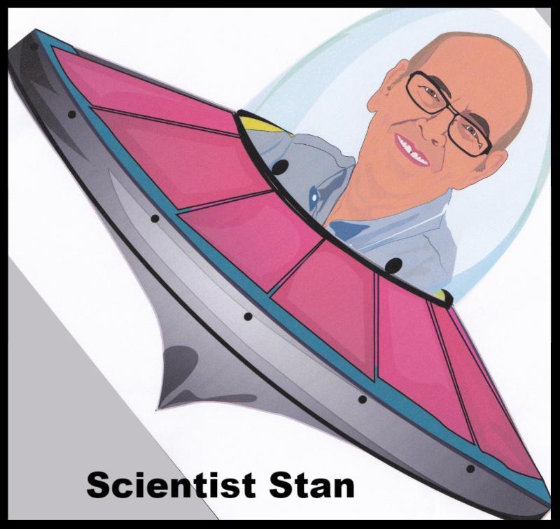 Scientist Stan Taylor