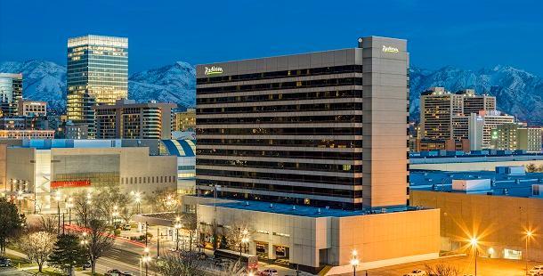 Radisson-Downtown Salt Lake City