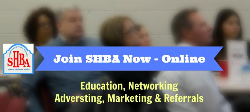 Join SHBA Today!