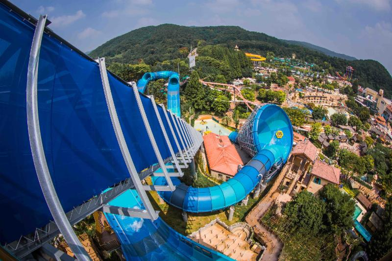 ProSlide water ride