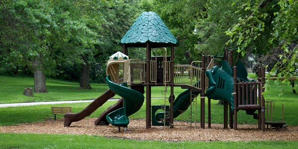 Kinnick Park Adel Iowa