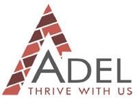 Adel Iowa logo