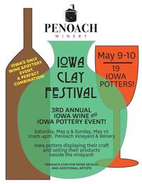 Iowa Clay Festival - Adel Iowa