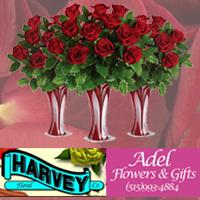 Harveys and Adel Flowers - Adel Iowa