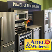 Adel Winterset TV Maytag Sale