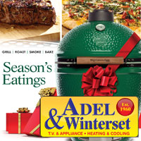 Big Green Egg from Adel & Winterset TV & Appliance